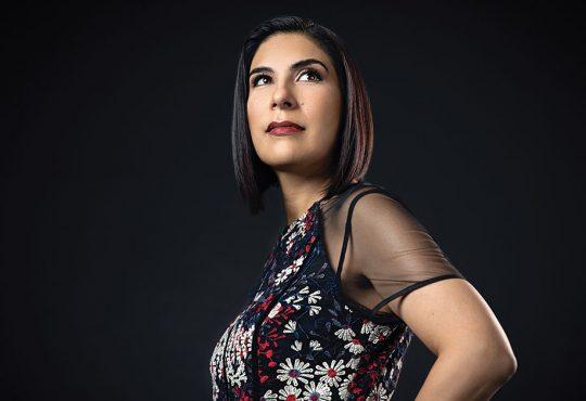Nissan me lleva al límite: Mayra González