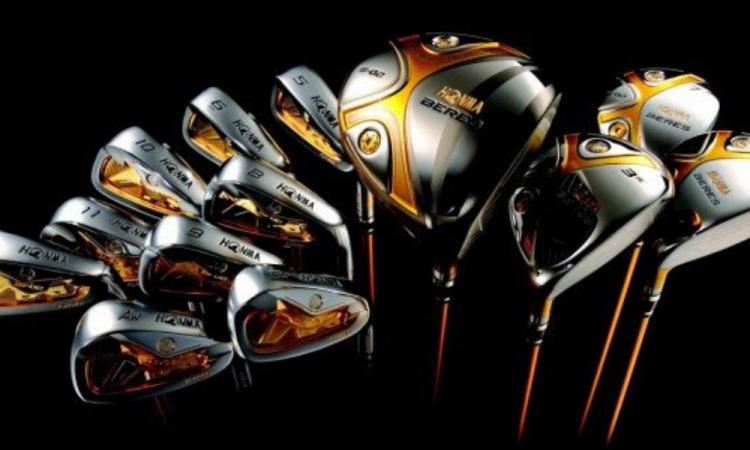 Los palos de golf más exclusivos del mundo