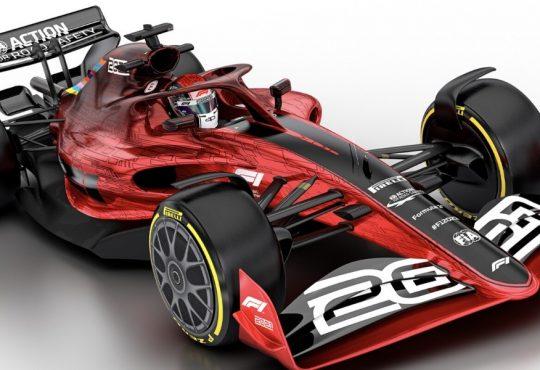 El futuro de los autos de la F1 2021