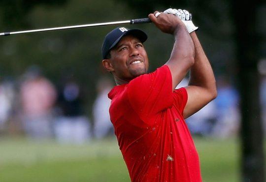 Tiger Woods, nominado para la Presidents Cup