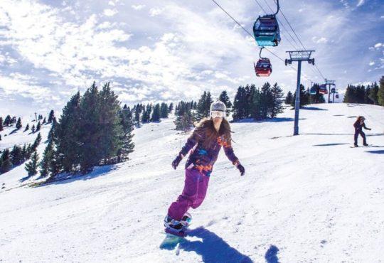 Esquiar en EU