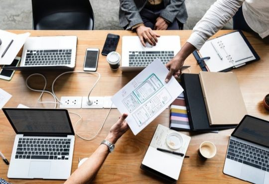 Empresas en donde trabajar
