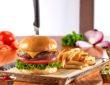 hamburguesa Chillis