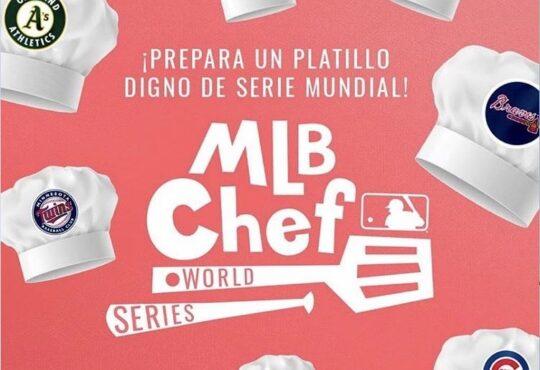 MLB Chef Word Series
